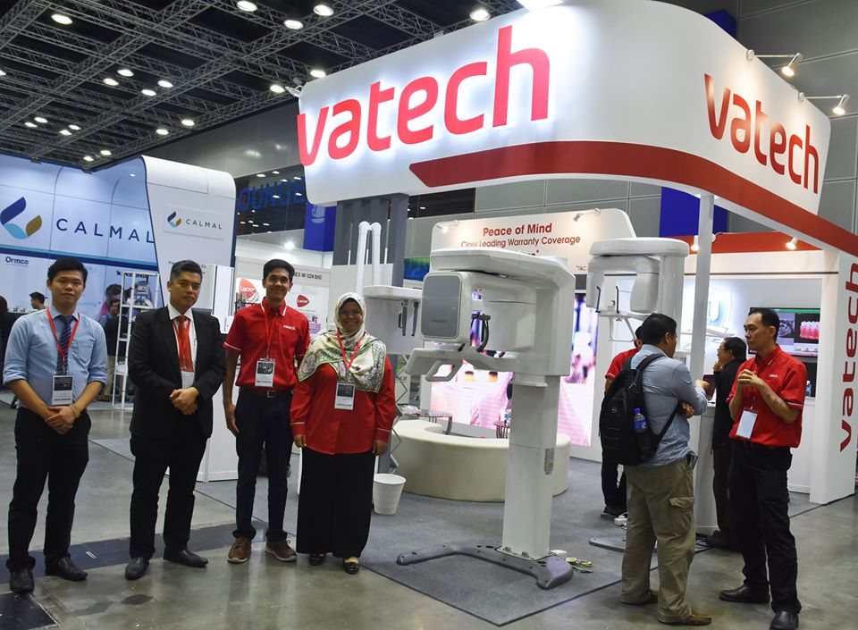 The best OPG in Malaysia by Vatech at MIDEC 2019