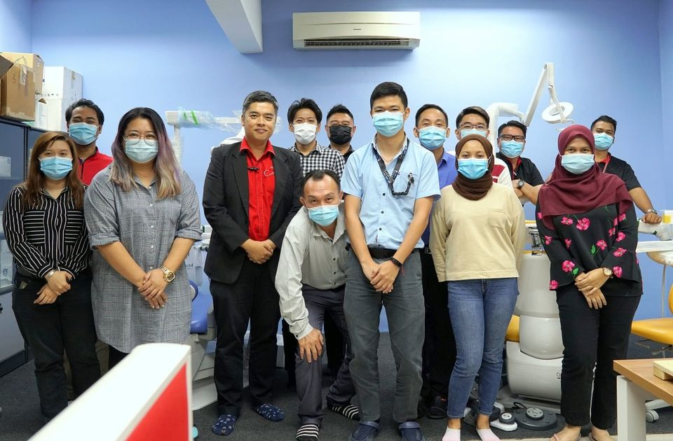 Vatech & Galla Dental Sales Training